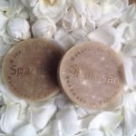 natural soap made with real apple cider All About Eve