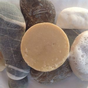 Natural soap made with beer and high-quality vegetable oils
