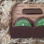4 pack of beer soaps