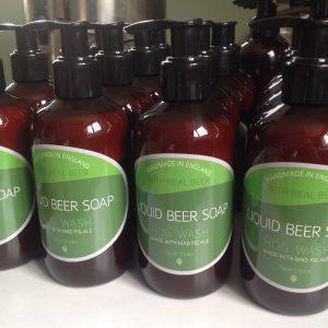 LIQUID BEER SOAPS