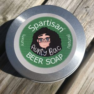 AUNTY BAC BEER SOAPS